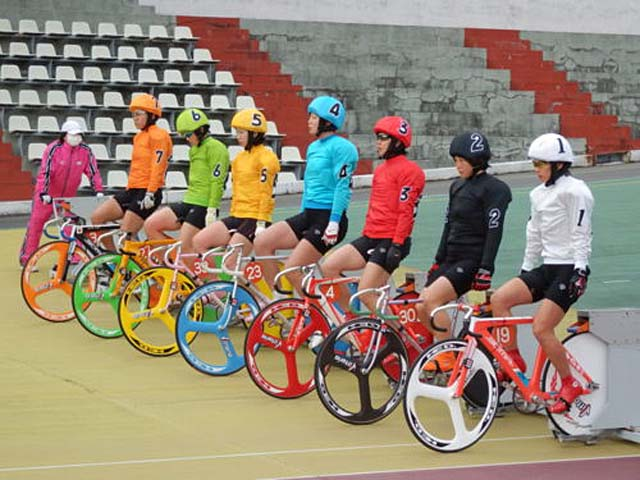 Girls Keirin_2