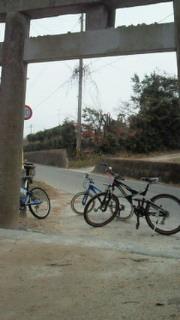 自転車散歩6