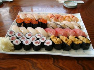 石巻のお寿司