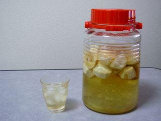 レモン酒(1.5ヵ月)