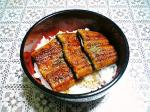 国産鰻で蒲焼丼004