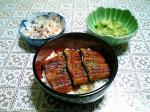 国産鰻で蒲焼丼005
