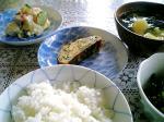 お母さんの夏の朝ご飯003