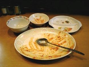 新大久保韓国食堂イカ丼004