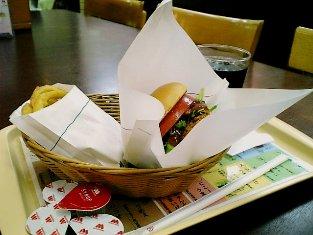 モス相鉄ムービル店ホットチキンバーガー005