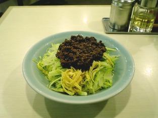 龍味 炸醤油麺 ジャージャー麺003