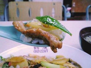 鶴廣肉ウマ二丼004