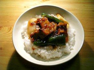 CookDo広東式麻婆豆腐で肉野菜炒め002