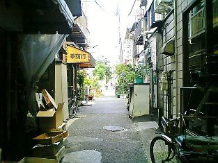 横浜橋商店街九十早川ベーカリーキムチビザ、ポテトサラダピザ003