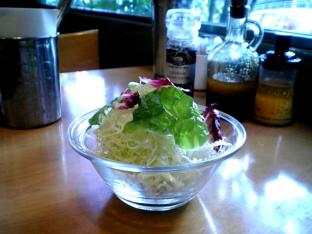 KIKUYAランチハンバーグカリーをバターマサラで003