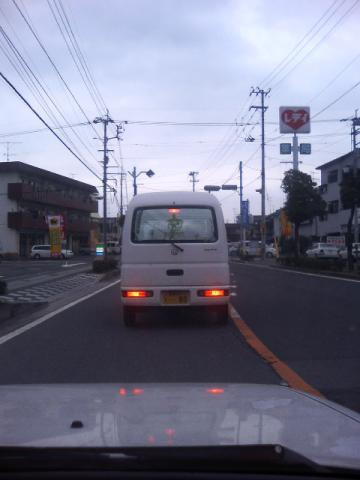keiboさんが乗っているのかな?