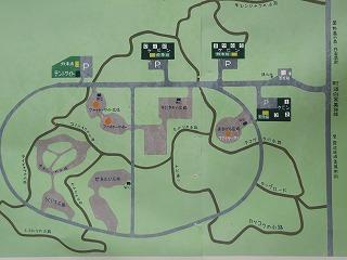 案内看板(地図)