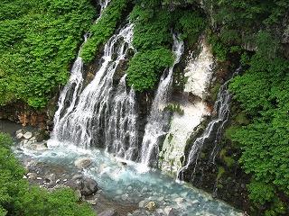 7.24 白ひげの滝