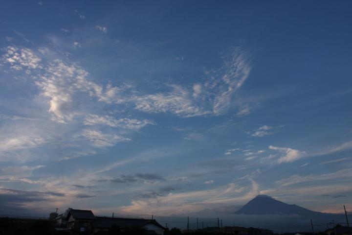 夏富士20080827-01