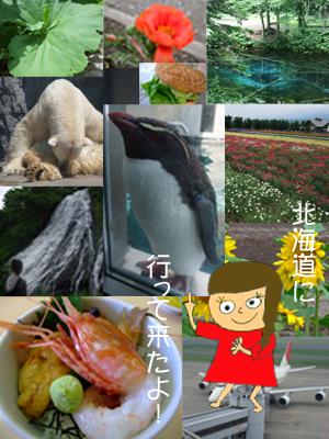 北海道に行って来たよ!