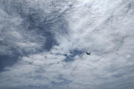 空を撮るのは難しいです