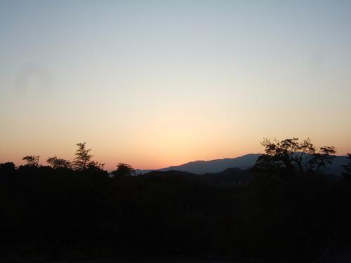 6:04 日の出時間ですよ~