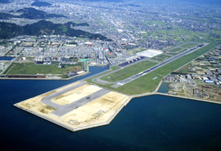 松山空港らしきもの