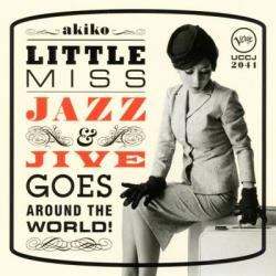 akiko Little Miss Jazz And Jive