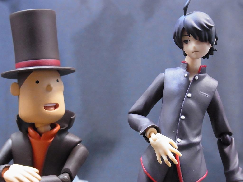 ミスターと大泉さんだと思ってください