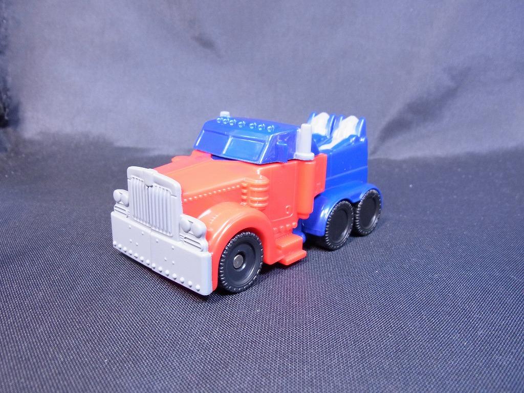 オプティマスプライムカー