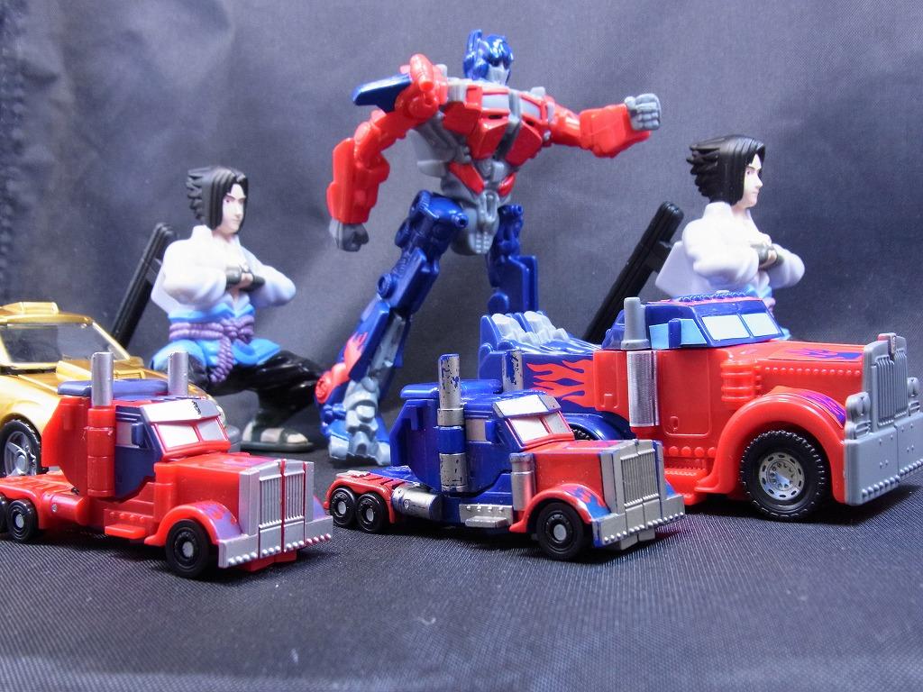 オートボット、ロールアウト!