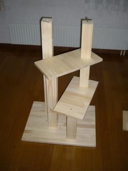手作りタワー