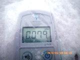 雪の放射線