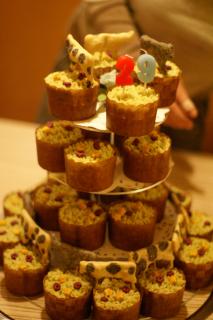20081011 ワンコケーキ