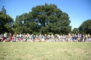 20081101 園遊会