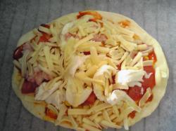 スミレピザ