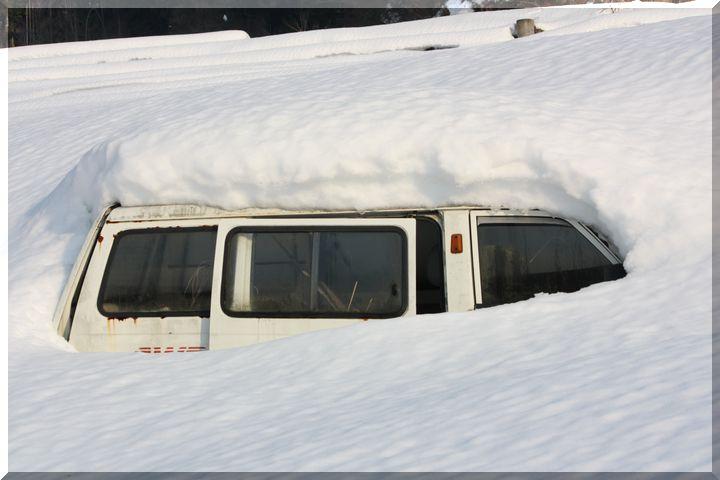 ~ 車雪1