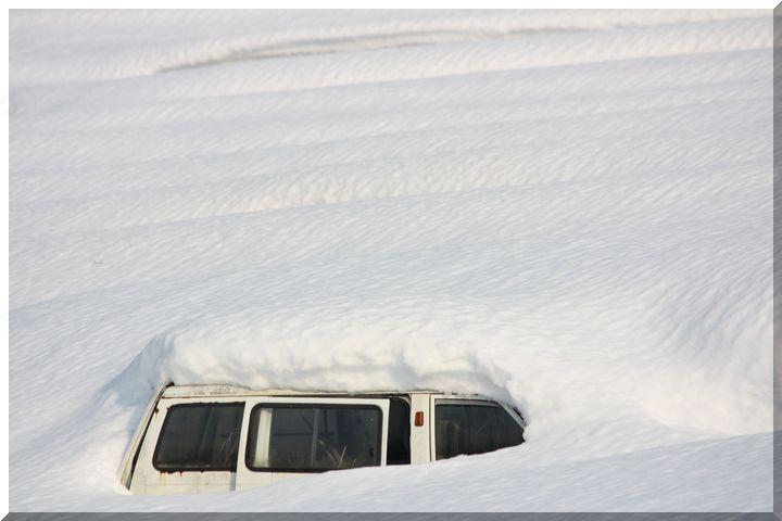 ~ 車雪2