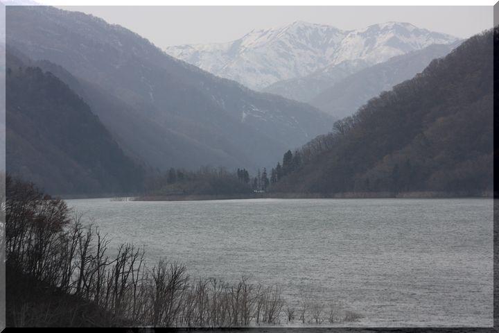 ~ 徳山湖10