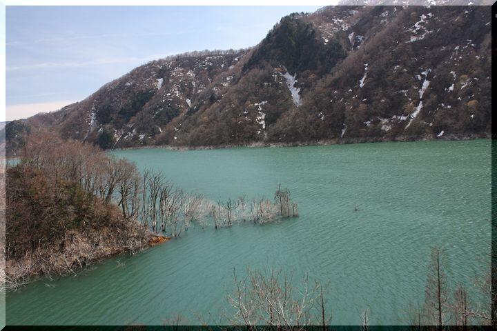 ~ 徳山湖2