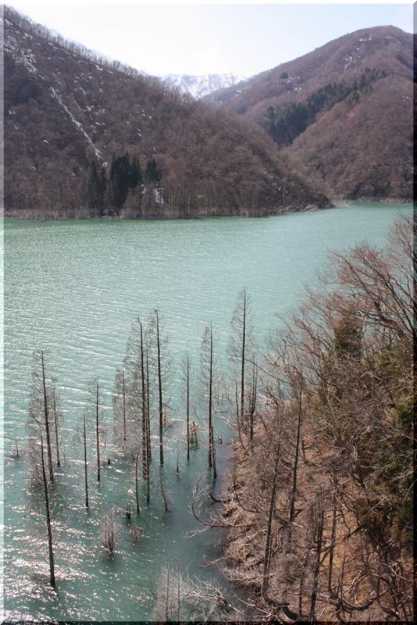 ~ 徳山湖7