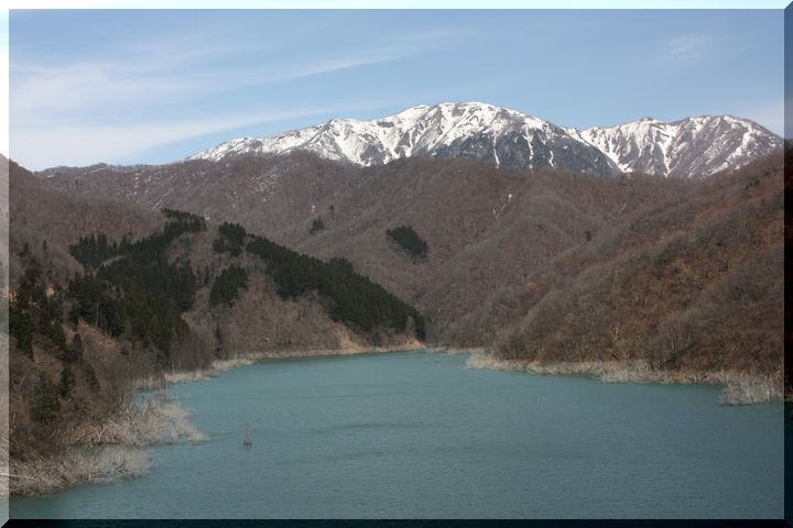~ 徳山湖8
