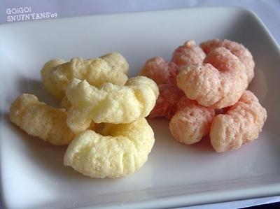 キャラメルコーン白桃