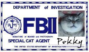 CAT連邦捜査官 NO.018 「pokky」