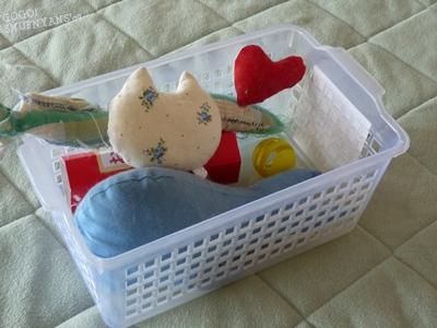 猫おもちゃ箱