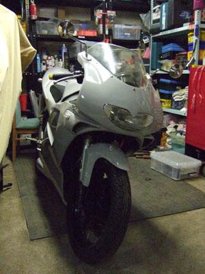 Apriliaのバイク