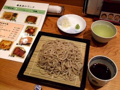 2.蕎麦 酒 かわかつ (4)