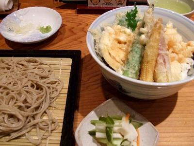 2.蕎麦 酒 かわかつ (5)