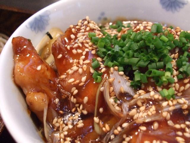 14.手打ち蕎麦 銀杏 (10)