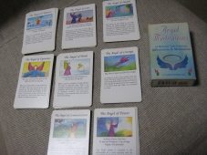 Angel Meditations Card