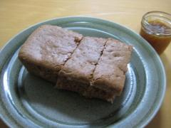 トリトロ林檎のケーキ