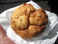 多摩テックのメロンパン