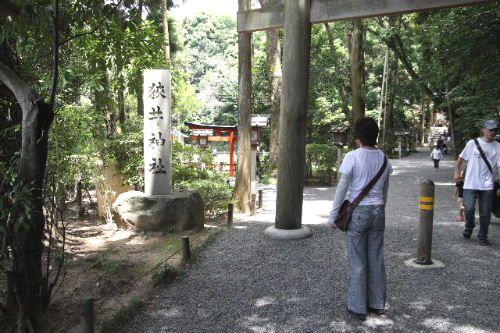 狭井神社♪