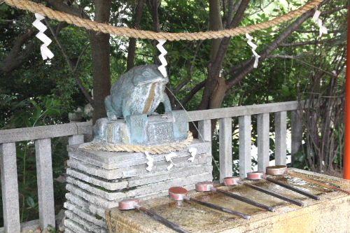淡嶋神社♪