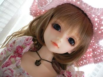 ピンク好きらしい・・・